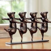 SPI Home Dancing Pigs on Parade Figurine