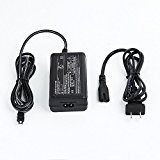 MaxLLTo AC_DC Battery Power Charger Adapter for Sony Camc...