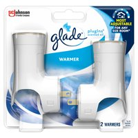 Glade PlugIns Warmer 2 CT, Scented Oil Air Freshener