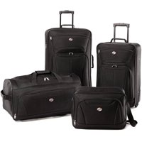 Deals on American Tourister Fieldbrook XLT 4 Piece Set
