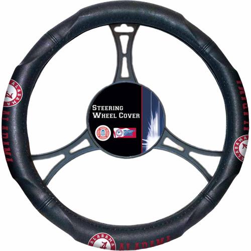 NCAA Steering Wheel Cover, Alabama