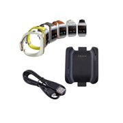 Charging Charger Cradle Dock with Micro USB Cable for Samsung Galaxy Gear SM-V700 Smart Watch