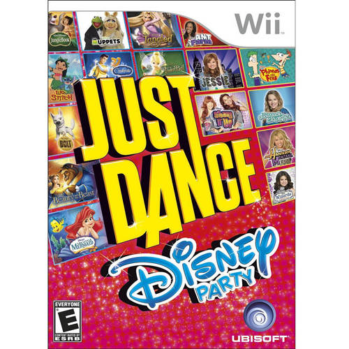 Just Dance Disney Party (Wii) - Pre-Owned