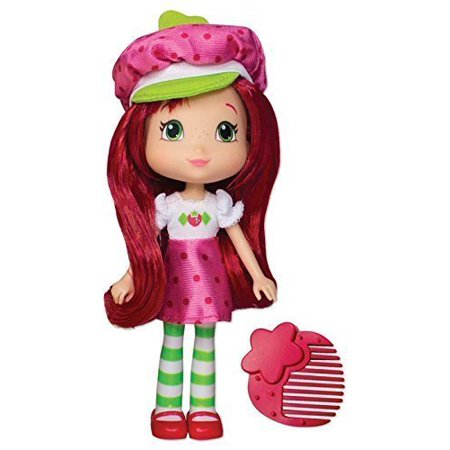The Bridge Direct, , Berry Best Friends, Strawberry Short..., Each sweet-scented 6 doll includes iconic fashion and styling comb, By Strawberry (Best Strawberry Shortcake E Liquid)
