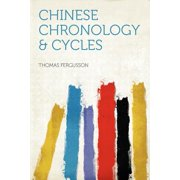 Chinese Chronology & Cycles
