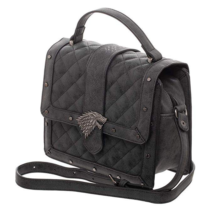 Hand Bag - Game of Thrones - Stark New Licensed lb739wgth - image 1 de 1