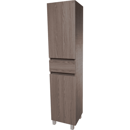 Floor standing wall mounted storage tall bathroom cabinet - Tall bathroom storage cabinets with doors ...