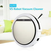 ILIFE Smart Cleaning Robot Floor Cleaner V5 Auto Vacuum Microfiber Dust Cleaner Automatic Sweeping Machine