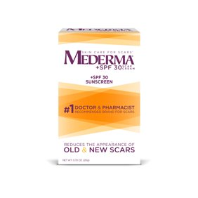 Mederma Spf 30 Skin Care For Scars Scar Cream 0 70oz Each Walmart Com Walmart Com