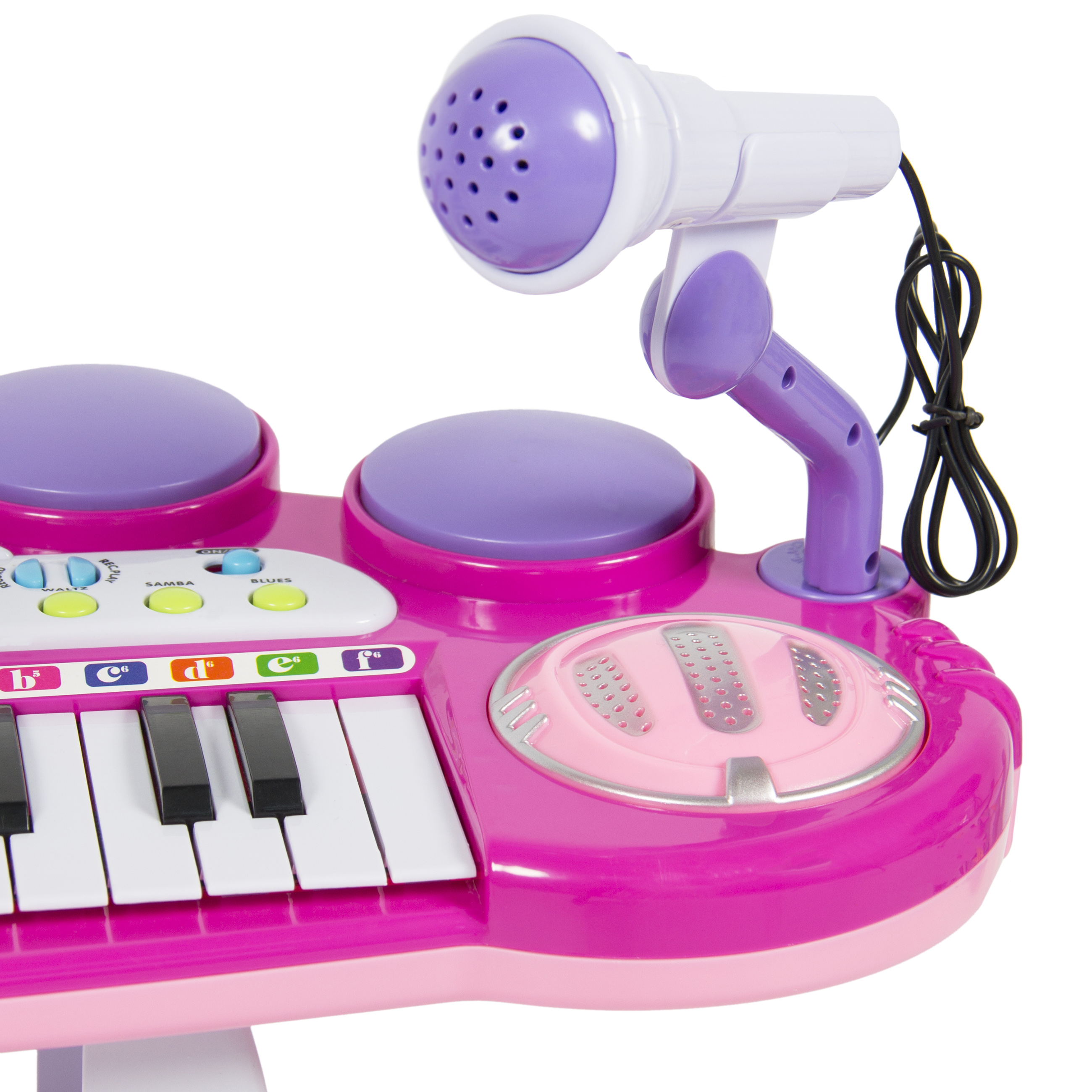 7f2724ee1c0 Best Choice Products 37-Key Kids Electronic Piano Keyboard w  Record and  Playback