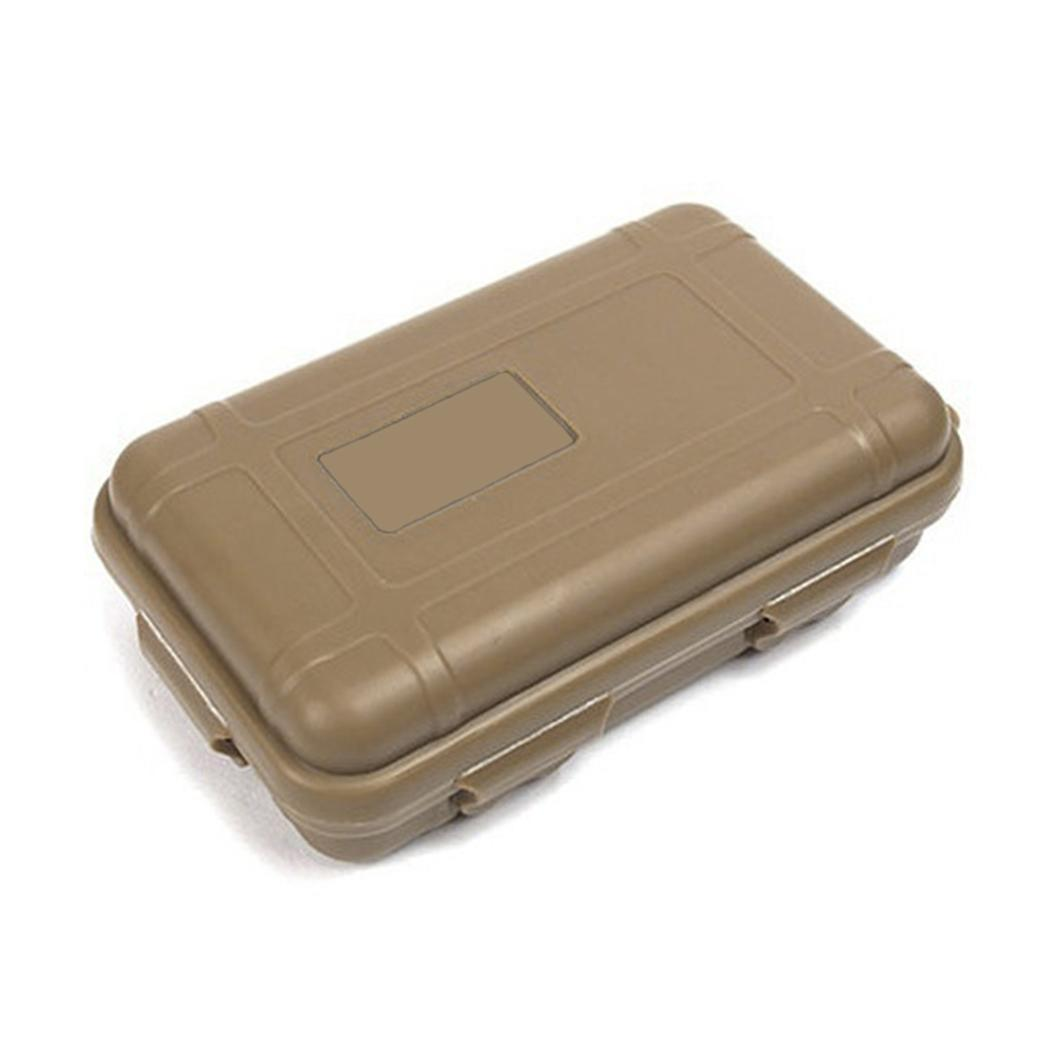 Plastic Outdoor Shockproof Waterproof Sealed Box Field Survival Storage Box cbst