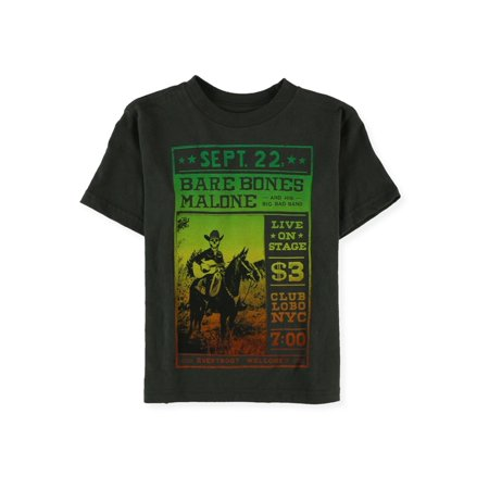 - Aeropostale Boys Bare Bones Malone Graphic T-Shirt