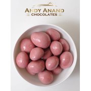 Andy Anand Belgian Milk Chocolate Strawberries, Simply Delicious, Divine, Delectable Gift Boxed & Greeting Card, Birthday Valentine Christmas Holiday Thinking of you, Sympathy, Get-well