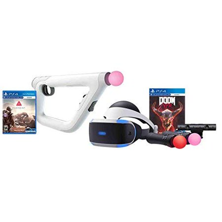Video Games & Consoles Sony Playstation Vr Aim Controller Box Only Last Style Farpoint