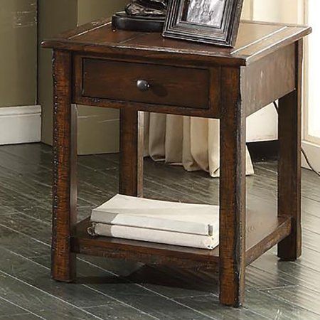 Millwood Pines Tremper End Table