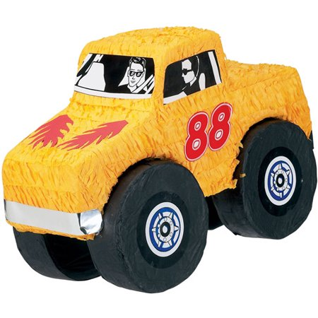 Monster Truck Pinata (Pinatas For Boys)