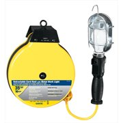 Voltec 07-00253 35 ft. SJTW Metal Guard Worklight With Outlet In Handle, Case Of 4