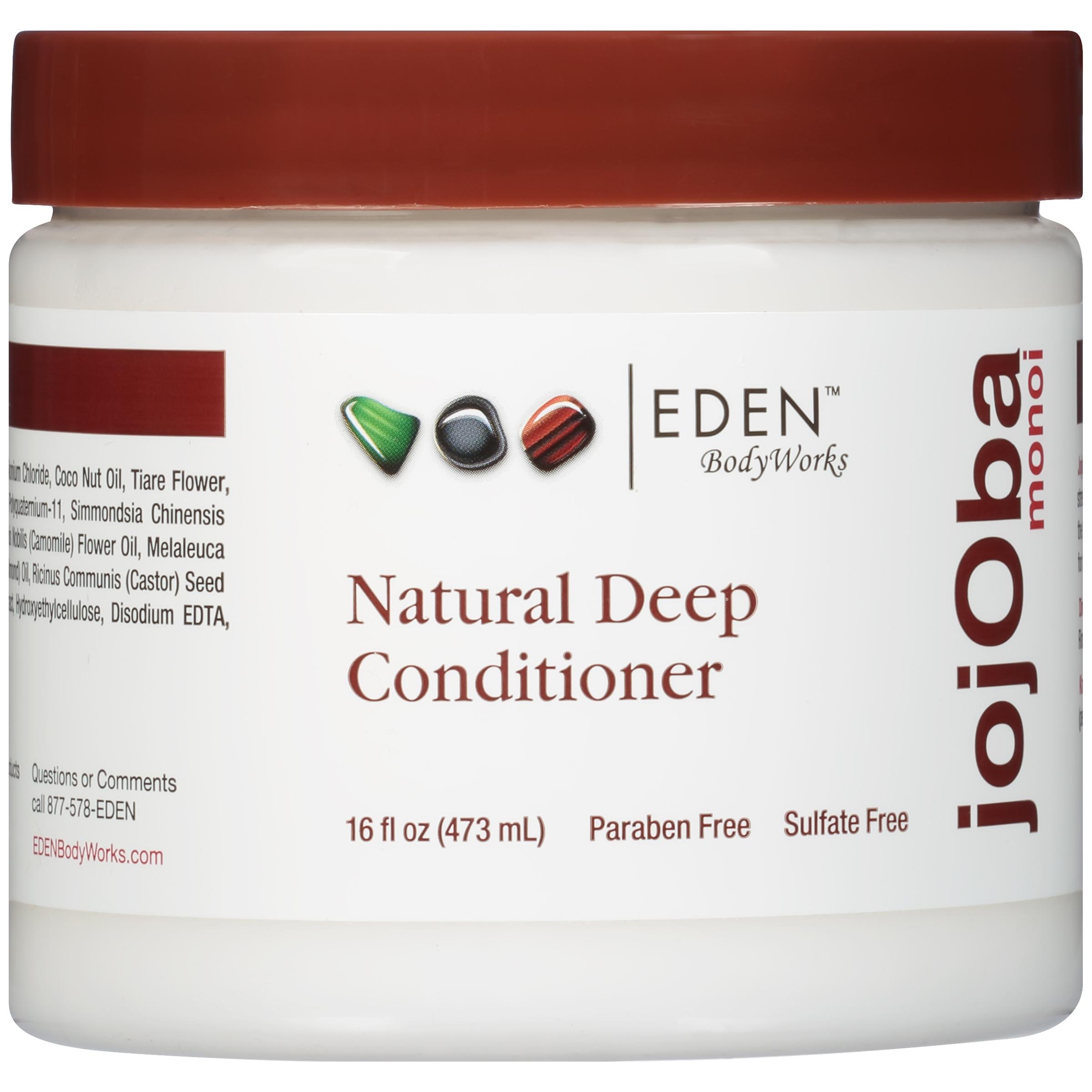 Wondrous Eden Bodyworks Jojoba Monoi All Natural Deep Conditioner 16 Fl Oz Hairstyle Inspiration Daily Dogsangcom