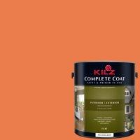 Hyperactive, KILZ COMPLETE COAT Interior/Exterior Paint & Primer in One, #LH200