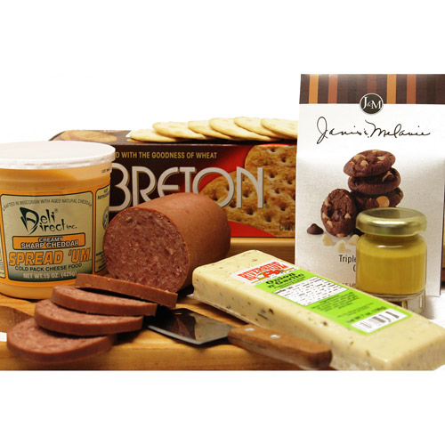 Deli Direct Meat and Cheese Party Gift Pack