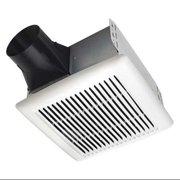 BROAN A110 Bathroom Fan,110 cfm,0.4A,Horizontal G2101928