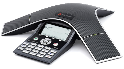 """Polycom 2230-40300-001 SoundStation IP 7000 Conference Phone w  AC"" by Polycom"