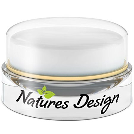 Best Brightening Eye Cream Dark Circles Moisturizing Anti-aging Anti-wrinkle Antioxidant Formula Combat Dark Circles Fine Lines Puffiness Brighter Eyes with Peptides for Men & Women by Natures