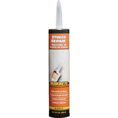 10 oz quikrete stucco crack repair for Quikrete exterior stucco patch