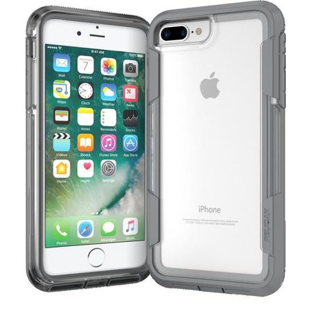 the best attitude 0f601 03cfd Pelican Voyager Clear Case for Apple iPhone 6s Plus 7 Plus Grey ...