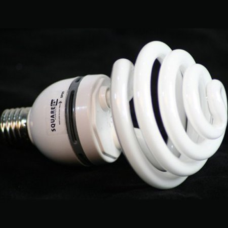 30 watt compact fluorescent full spectrum photo bulb sad light studio bulbs. Black Bedroom Furniture Sets. Home Design Ideas