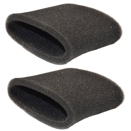 HQRP 2-pack Foam Filter Sleeve (Small) for Shop-Vac 9052600 / 90526 / 905-26 Type CC Replacement + HQRP Coaster - image 4 de 4