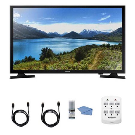Samsung UN32J4000AF + Hookup Kit LED TV, UN32J4000AFXZA
