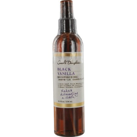 Carol's Daughter 6466706 Carols Daughter By Carol's Daughter Black Vanilla Leave-in Conditioner 8 Oz [packaging May Vary]