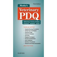 Mosby's Veterinary PDQ : Veterinary Facts at Hand (Edition 3) (Other)