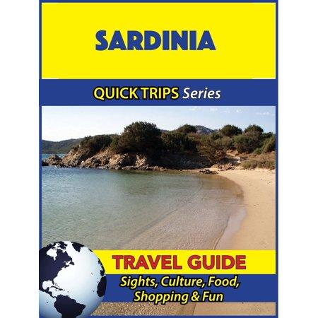 Quick Series - Sardinia Travel Guide (Quick Trips Series) - eBook