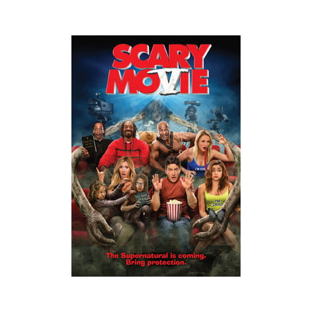 Scary Movie 5 (DVD)](Good Non Scary Halloween Movies)