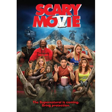 Scary Movie 5 (DVD) - Good Not Too Scary Halloween Movies