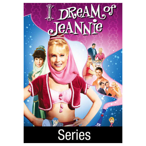 I Dream of Jeannie [TV Series] (1965)