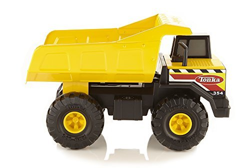 Tonka Classic Steel Mighty Dump Truck Vehicle by