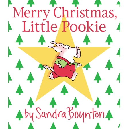 Merry Christmas, Little Pookie (Board Book)