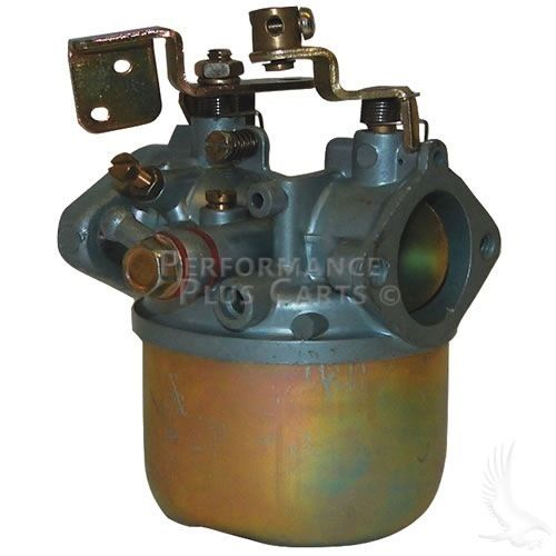 EZGO Golf Cart Carburetor for 2 Cycle Engines in 1988, IN...