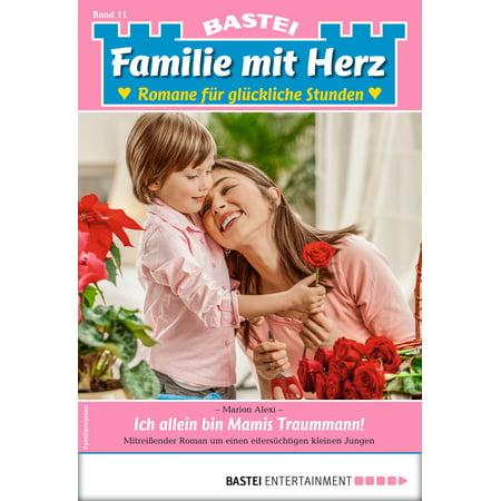 Familie mit Herz 11 - Familienroman - eBook (Familie Sonnenbrille)