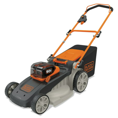 "BLACK+DECKER 60V MAX Lithium 20"" POWERSWAP Mower"