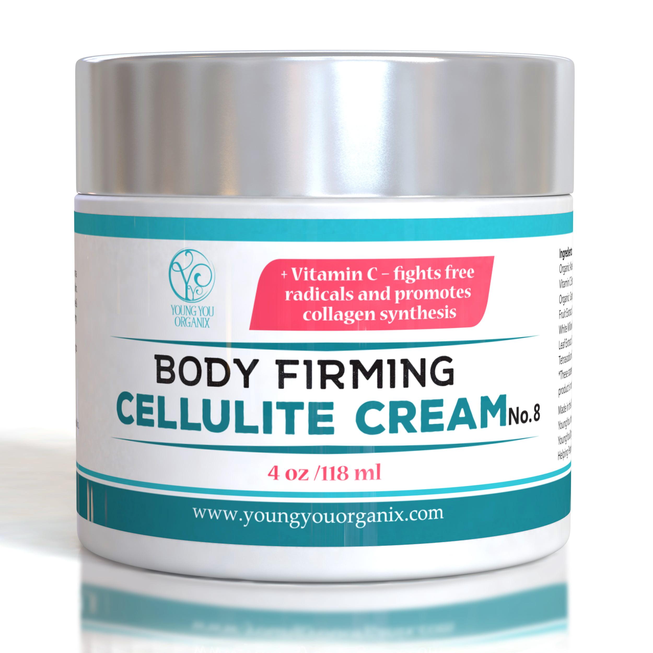 Anti-Cellulite Cream. Body Firming Cellulite Cream