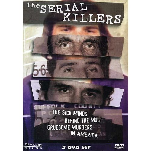The Serial Killers [3 Discs] [DVD]