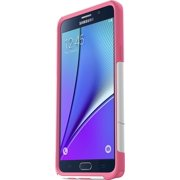 OtterBox COMMUTER SERIES Case for Samsung Galaxy NOTE 5 - Retail Packaging - Hibiscus White/Pink