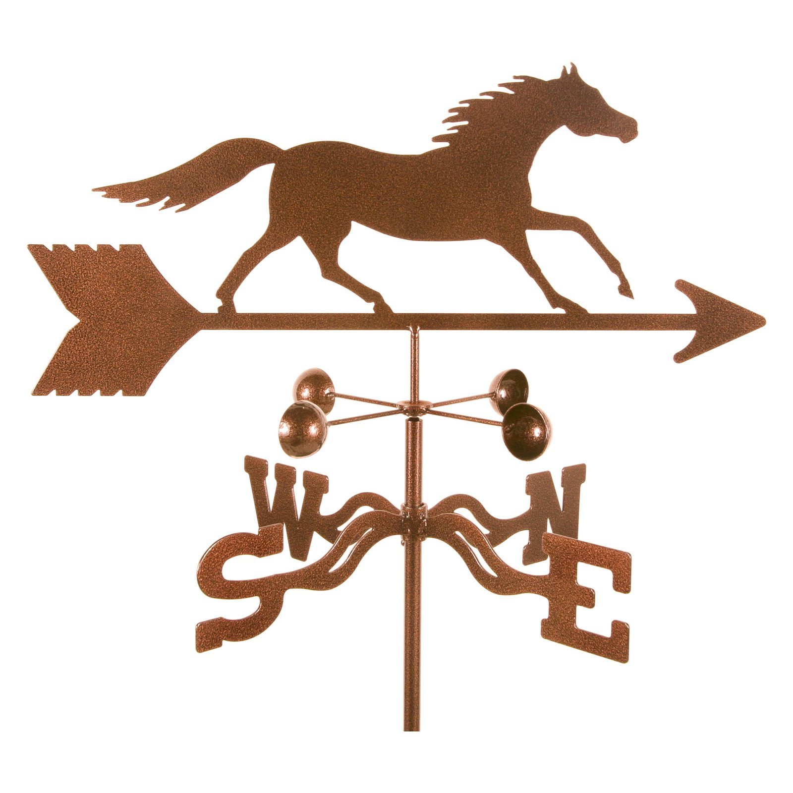 EZ Vane Running Horse Weathervane by EZ Vane