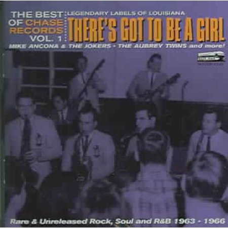 VARIOUS ARTISTS - THERE'S GOT TO BE A GIRL: THE BEST OF CHASE