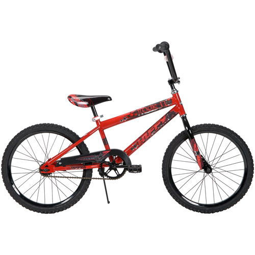 "20"" Huffy Rock It Boys' Bike, Red"