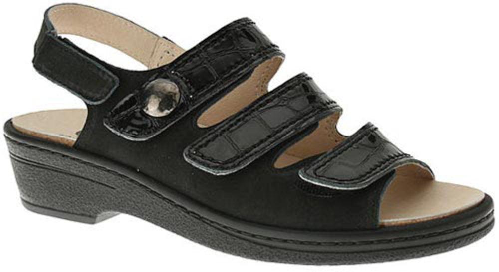 Women's Spring Step Sandals BLACK M 40 M EU 9 M BLACK 776bfb